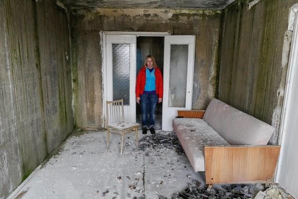 Елене Куприяновой было 12 лет, когда её эвакуировали