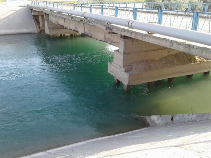 В этом канале обнаружили тело инвалида