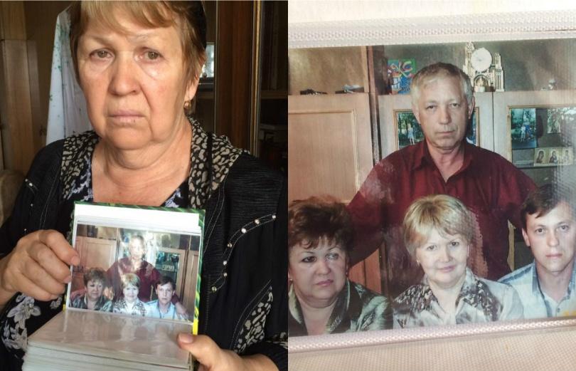 Галина Онищенко видела смерть мужа из окна