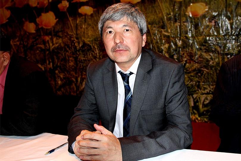Аким Меркенского района Жамбылской области Бахтияр Копбосынов