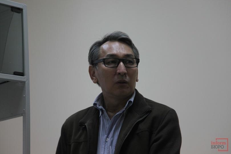 Преподаватель Евразийского технологического университета, кандидат технических наук Нурлан Даутканов