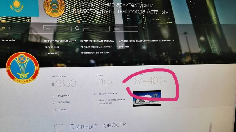 Пост Сергея Марченко