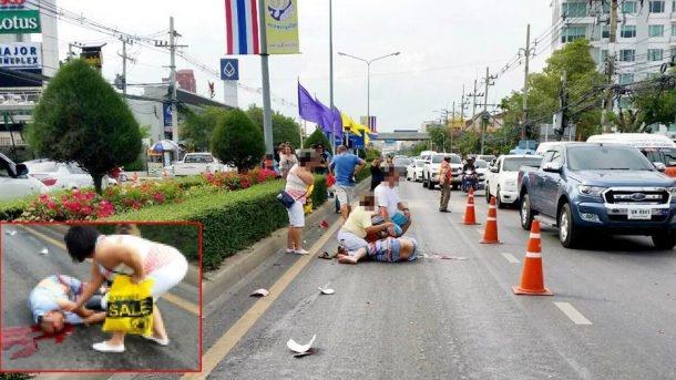 Несчастный случай произошёл на пешеходном переходе.