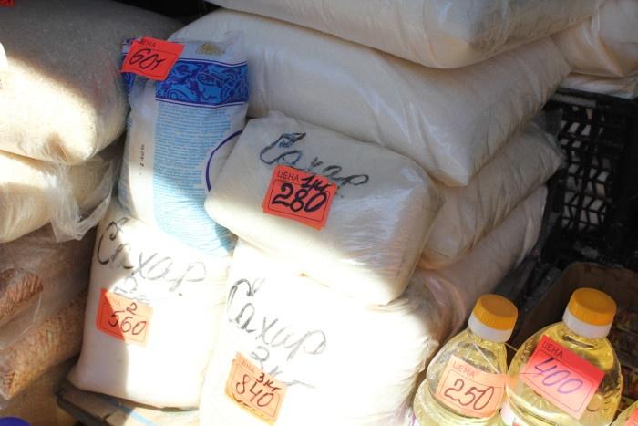Цена на сахар в Уральске