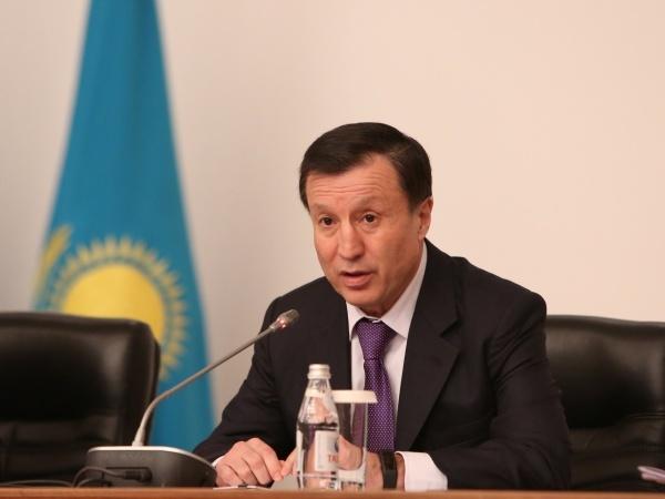 аким Астаны А. Джаксыбеков
