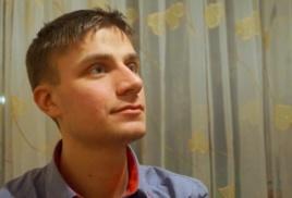 Максим Споткай, фото Радио Азаттык