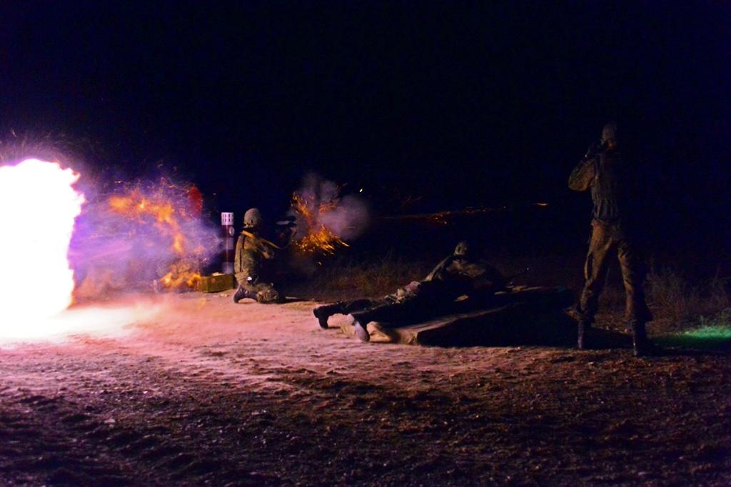 Казахстанские артиллеристы перестреляли соперников на Армейских играх-2016