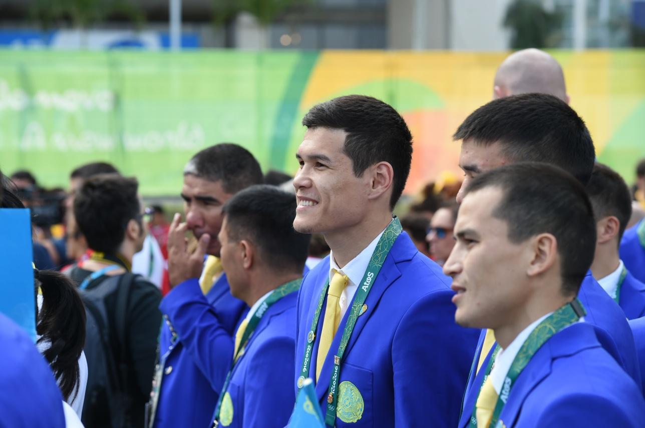 Фаворит Олимпиады – боксёр Данияр Елеусинов