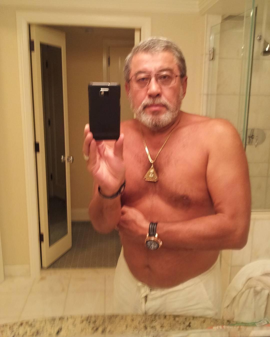 Гани Касымов рассказал о своём обнажённом фото