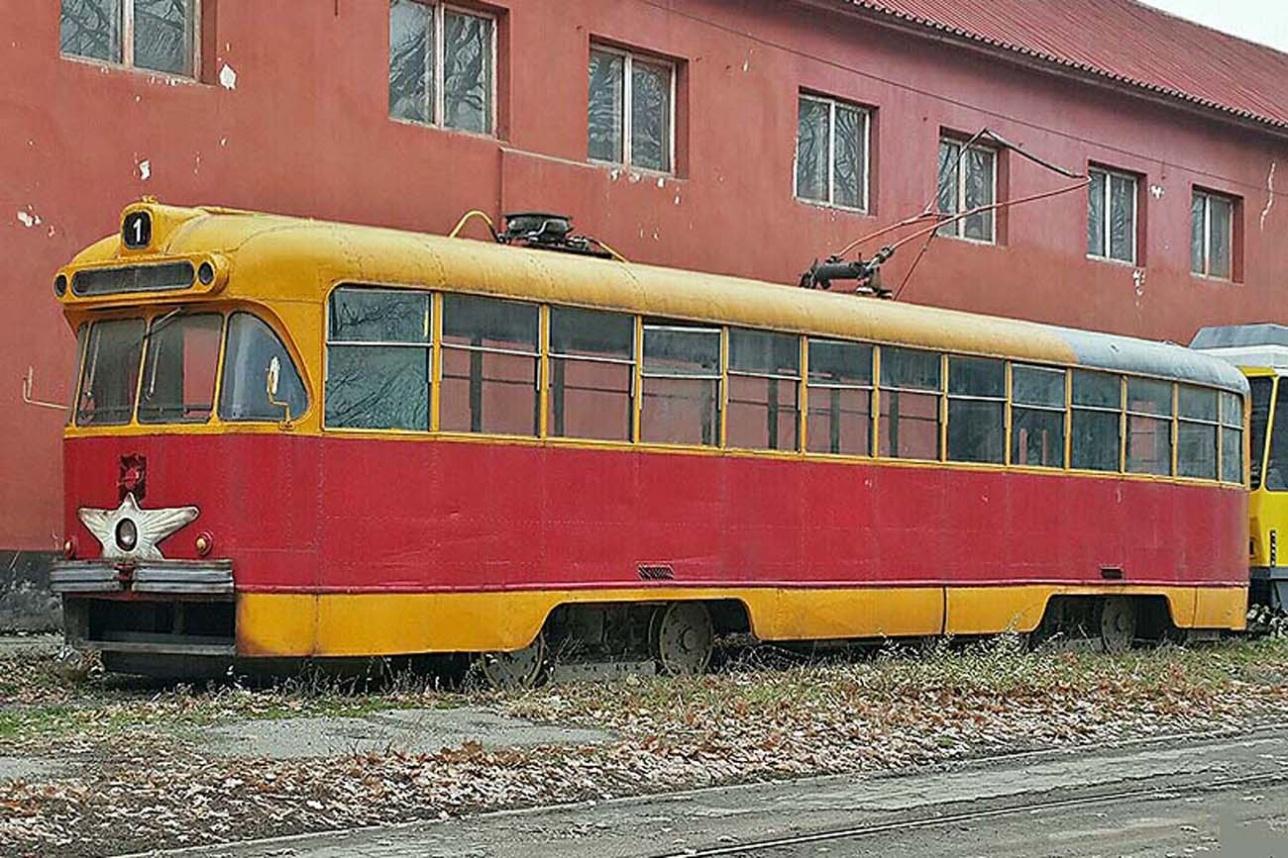 """Что будет делать """"Казахфильм"""" со своим трамваем, пока неизвестно"""