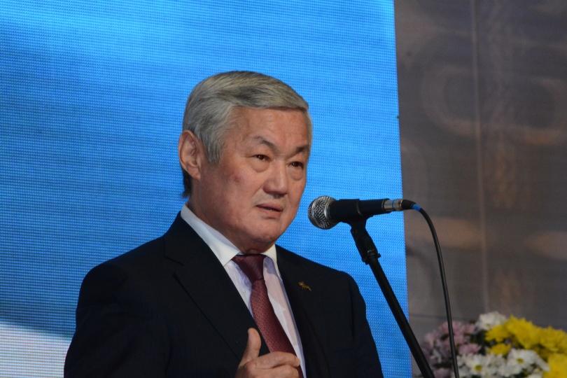 Заместитель премьер-министра РК Б. Сапарбаев