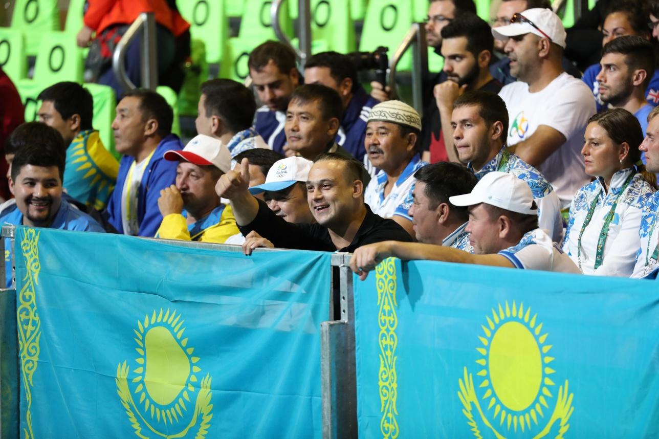 Из-за допинга Ильину не дали выступить в Рио-де-Жанейро, однако он всё равно пребывает в отличном расположении духа