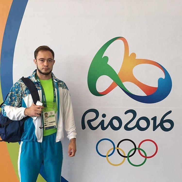 Спортивная мечта нашего героя осуществилась. Он выступил на Олимпиаде