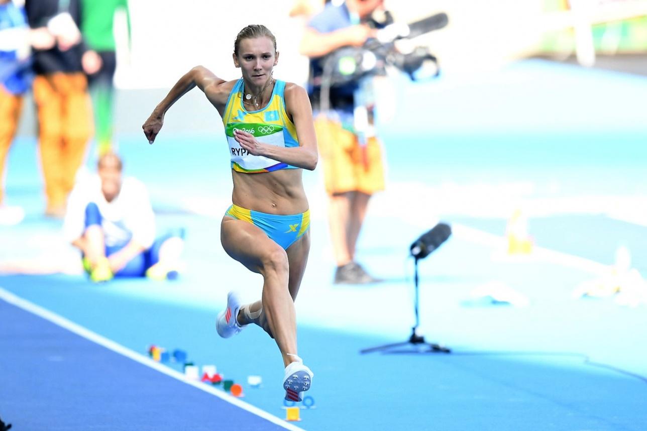 На Олимпиаду в Рио-де-Жанейро казахстанские легкоатлетки завоевали 26 лицензий, однако удачно пока выступает только Ольга Рыпакова