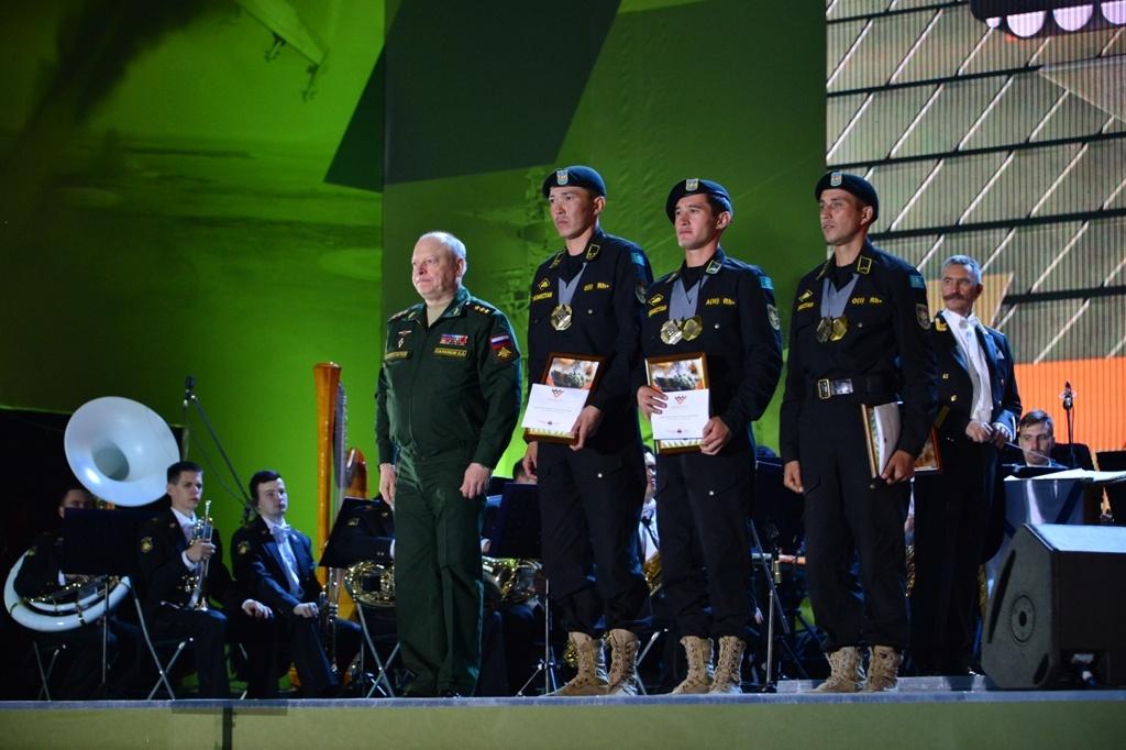 Казахстанские военные достойно представили нашу страну