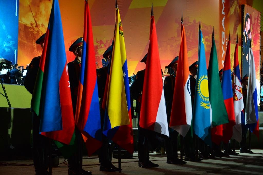 казахстанская армия оказалось лучшей после России среди 120 команд
