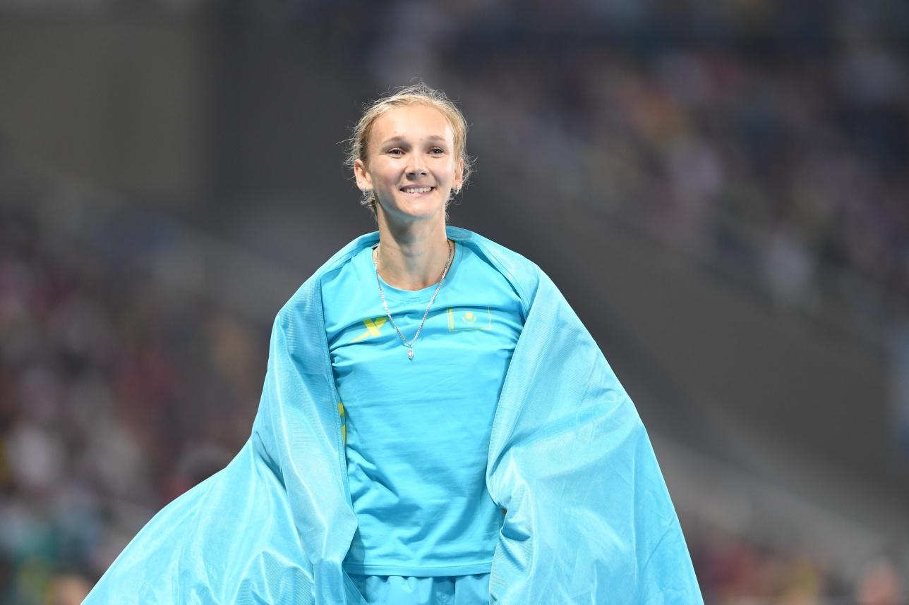 Благодаря успеху Рыпаковой, у Казахстана теперь восемь медалей в олимпийской копилке