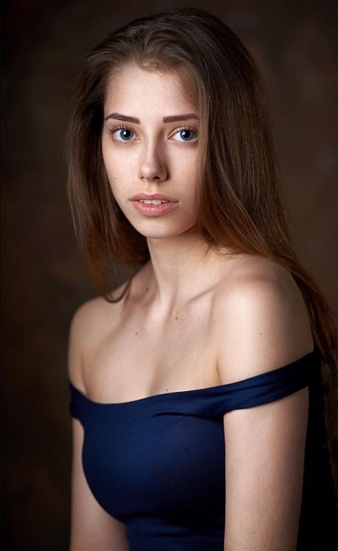 Вера Бирюкова - российская гимнастка