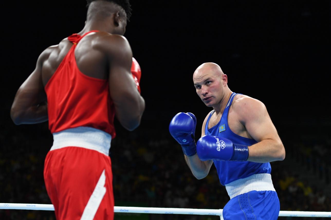 """Иван Дычко гарантировал себе медаль на Олимпиаде. Пока это """"бронза"""""""