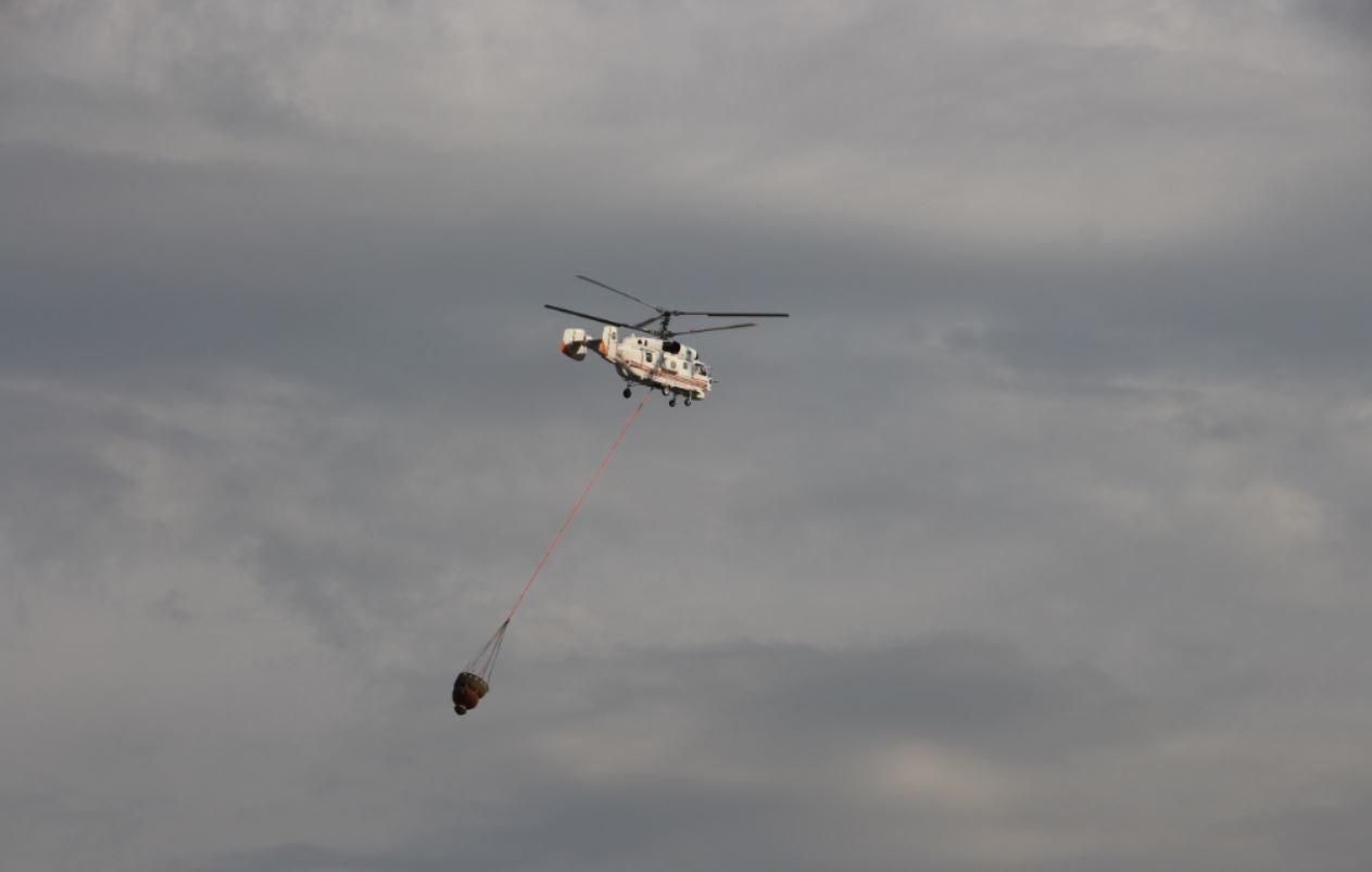 Усилий 110 пожарных и 30 единиц техники недостаточно для локализации огня