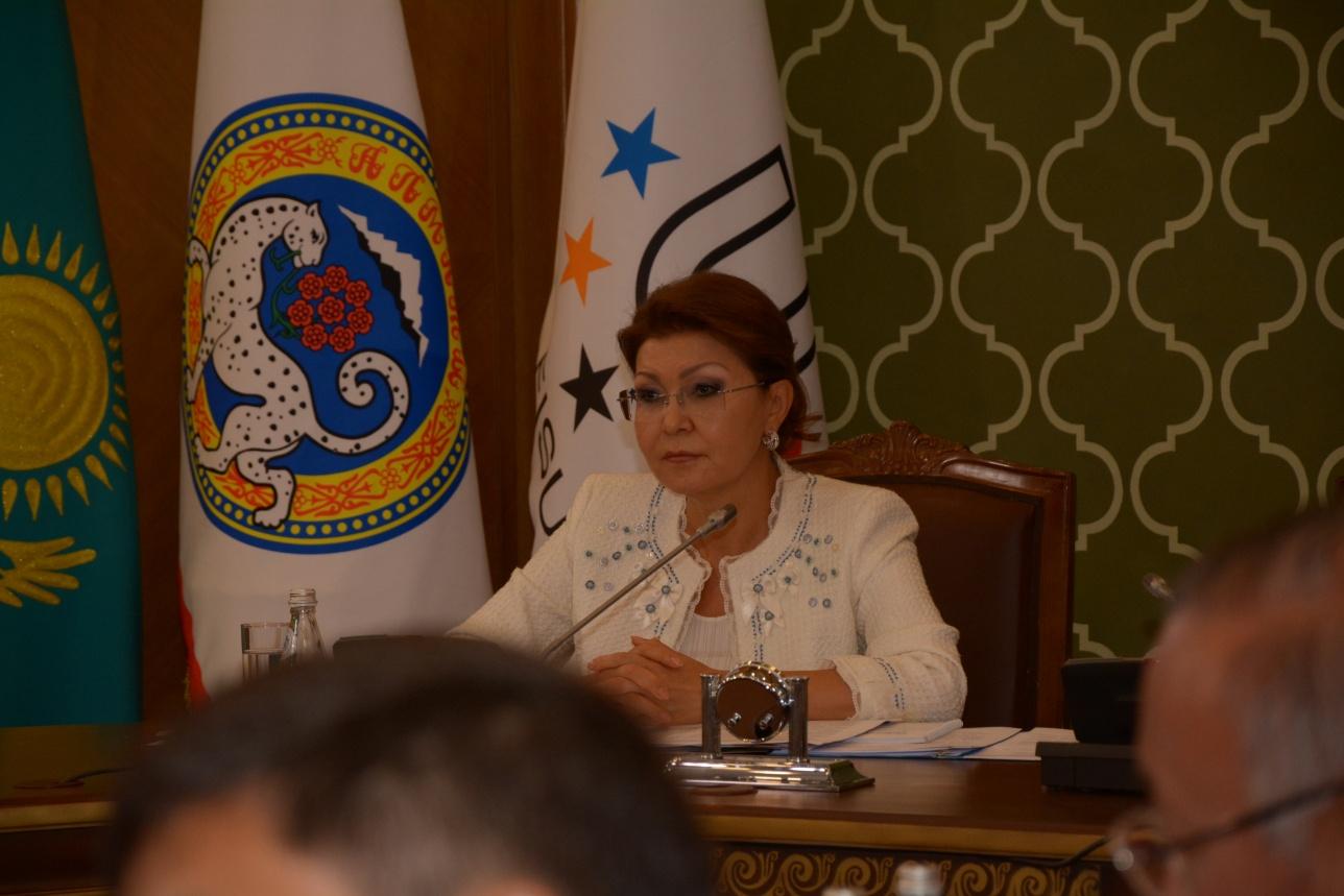 Дарига Назарбаева провела совещание по подготовке к Универсиаде-2017