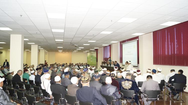 Первый форум старейшин состоялся в Казахстана