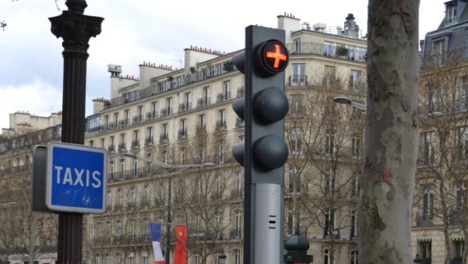 Аналог французского светофора появится в Астане