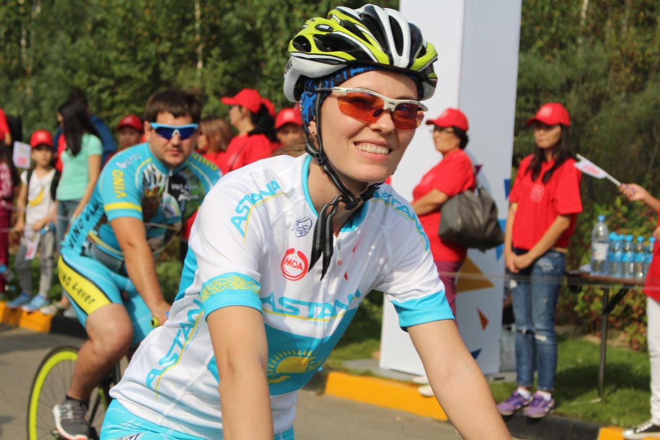 Всего в велопробеге заявлено 500 участников