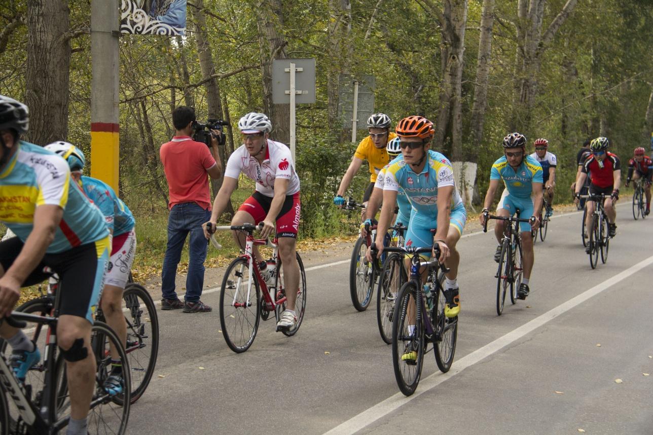 Велопробег проводится в четвёртый раз