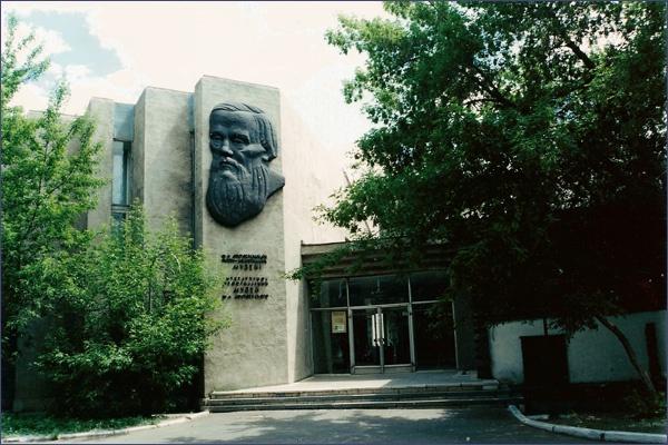 Музей Достоевского в Семее