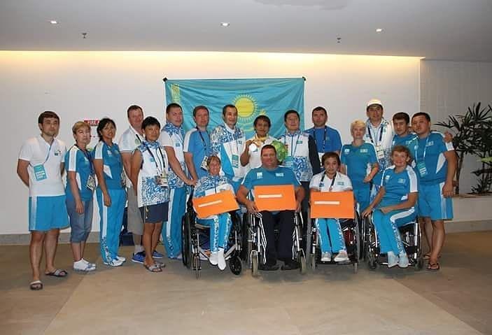 Паралимпийская сборная Казахстана
