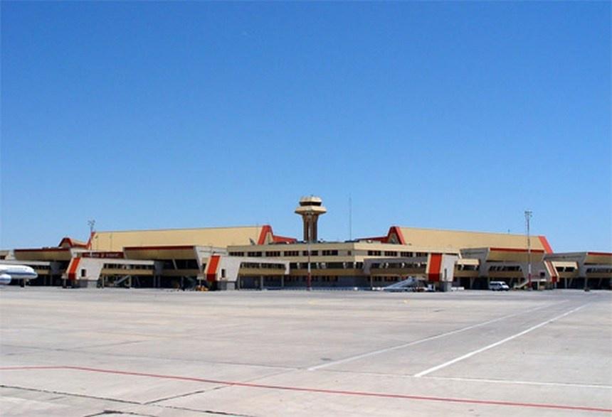 Здание старого аэропорта