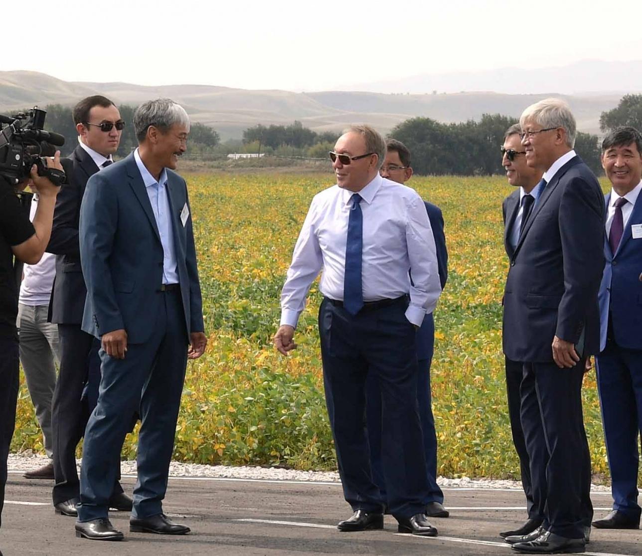 Назарбаев рассказал о новом подходе к государственному субсидированию сельского хозяйства