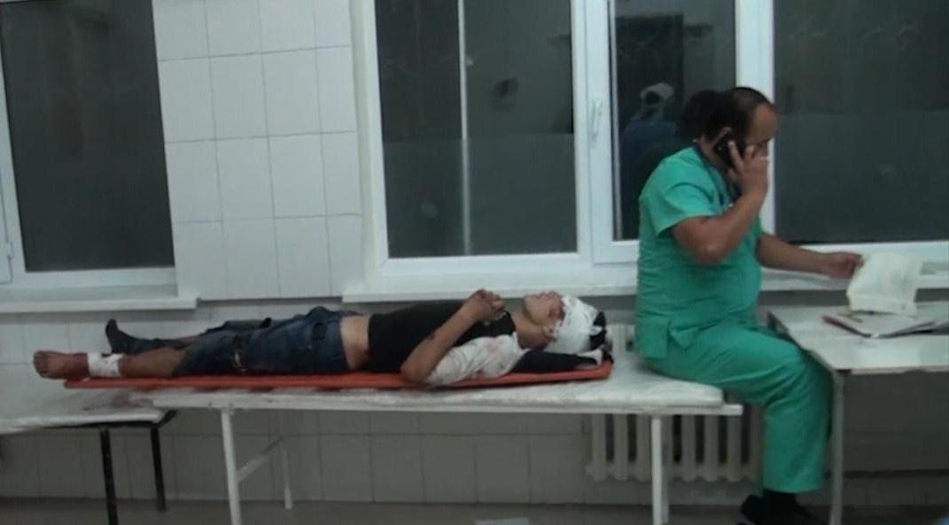 В результате ДТП травмы получили 15 человек