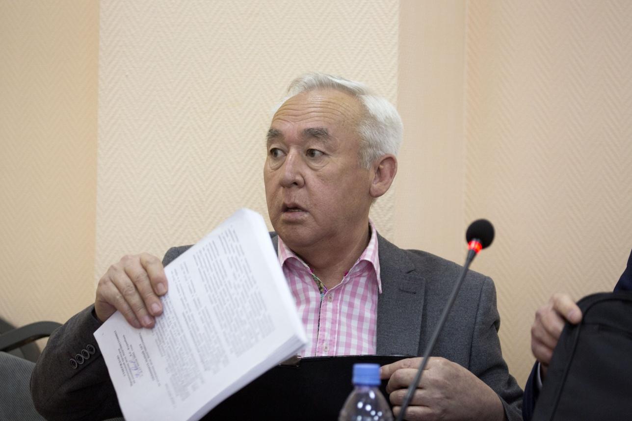 Сейтказы Матаев дал показания в суде