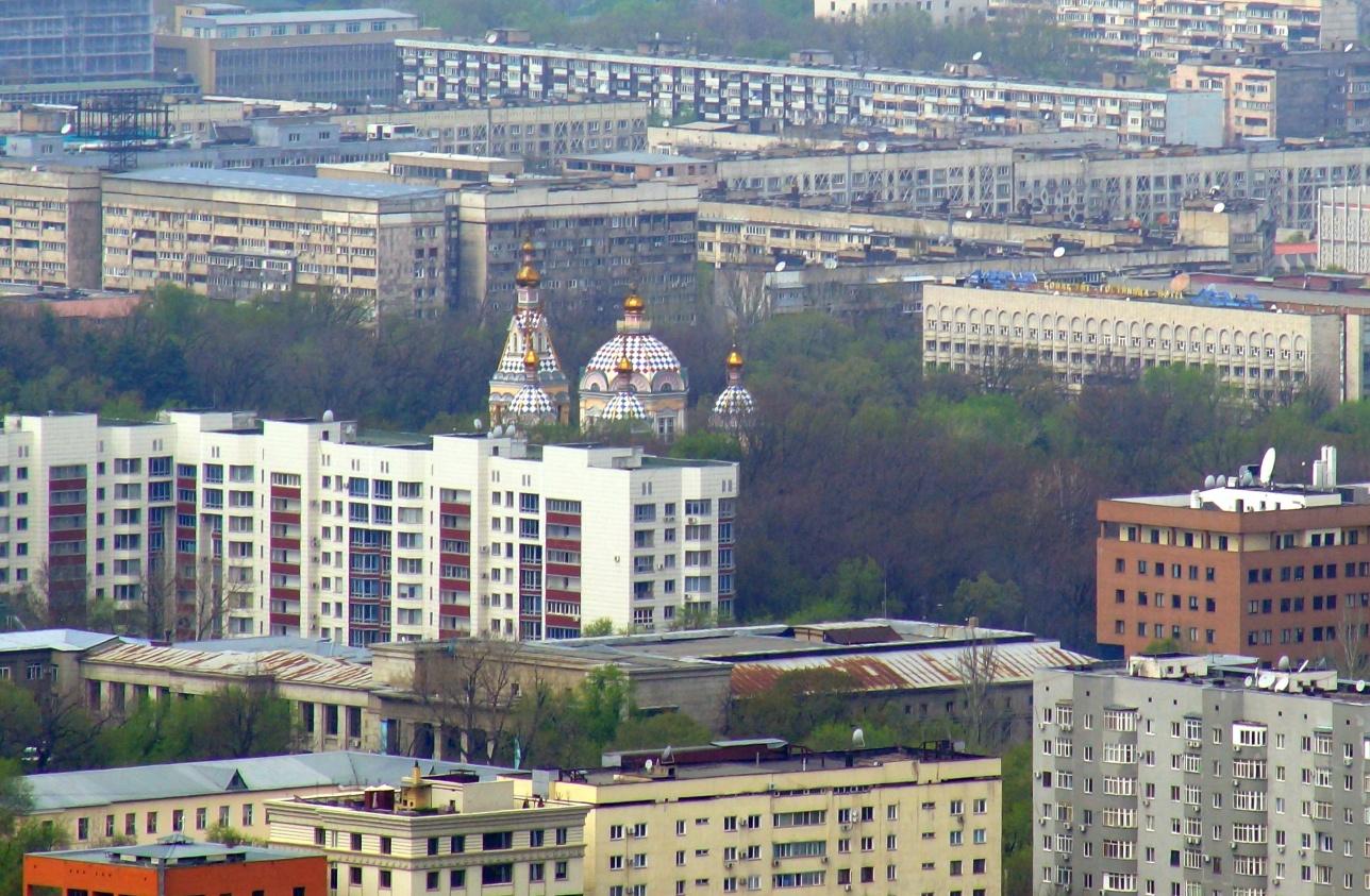 Алма-Ата или Алматы?