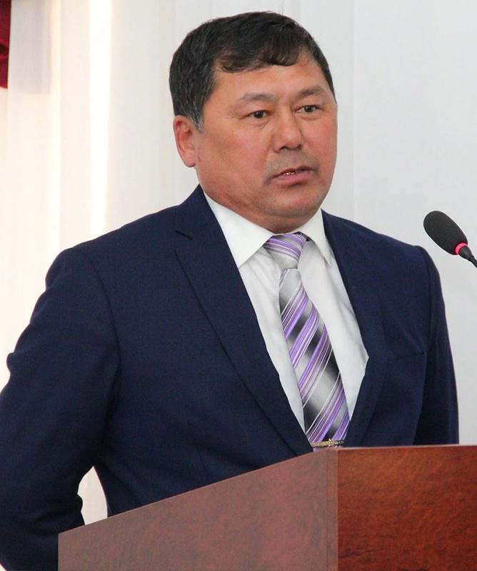 Кайрат Мусин