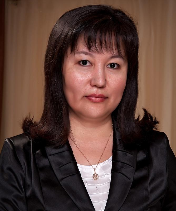 Гульмира Бедельбаева