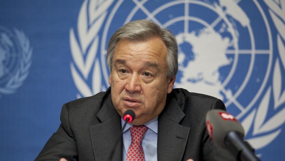 Главным кандидатом на пост генсека ООН стал Антониу Гутерреш