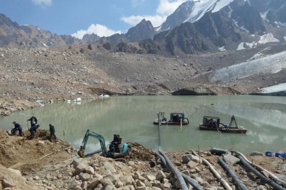 Селезащитные плотины построят в Казахстане