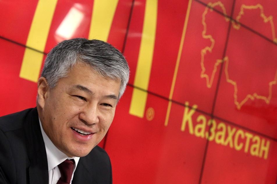 Кайрат Боранбаев с франшизой McDonald's вошёл в Топ-10 списка Forbes