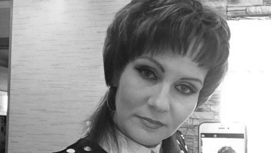 Убитая Надежда Потапова
