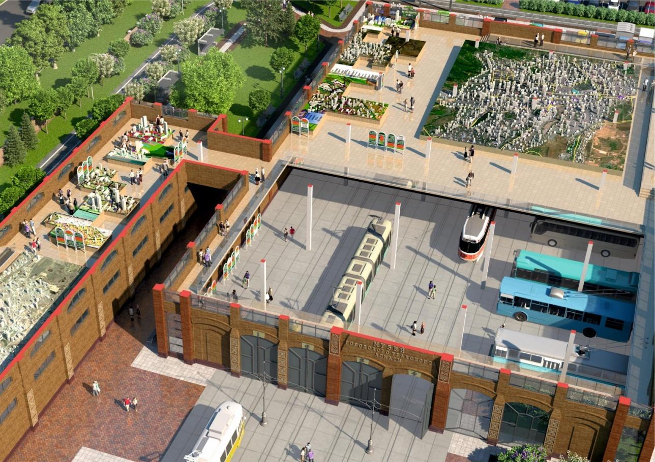 Музейно-парковый комплекс общественного транспорта