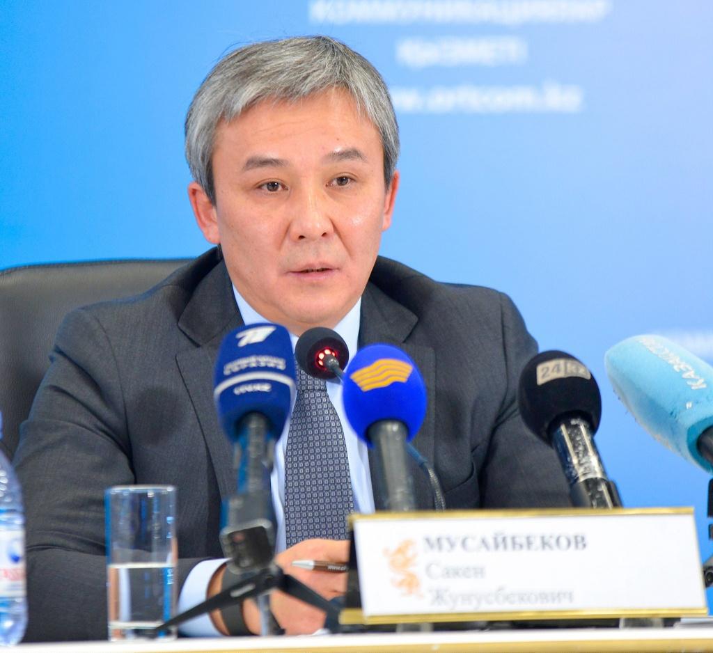 Сакена Мусайбекова в журналистских кругах называют сменщиком Арыстанбека Мухамедиулы