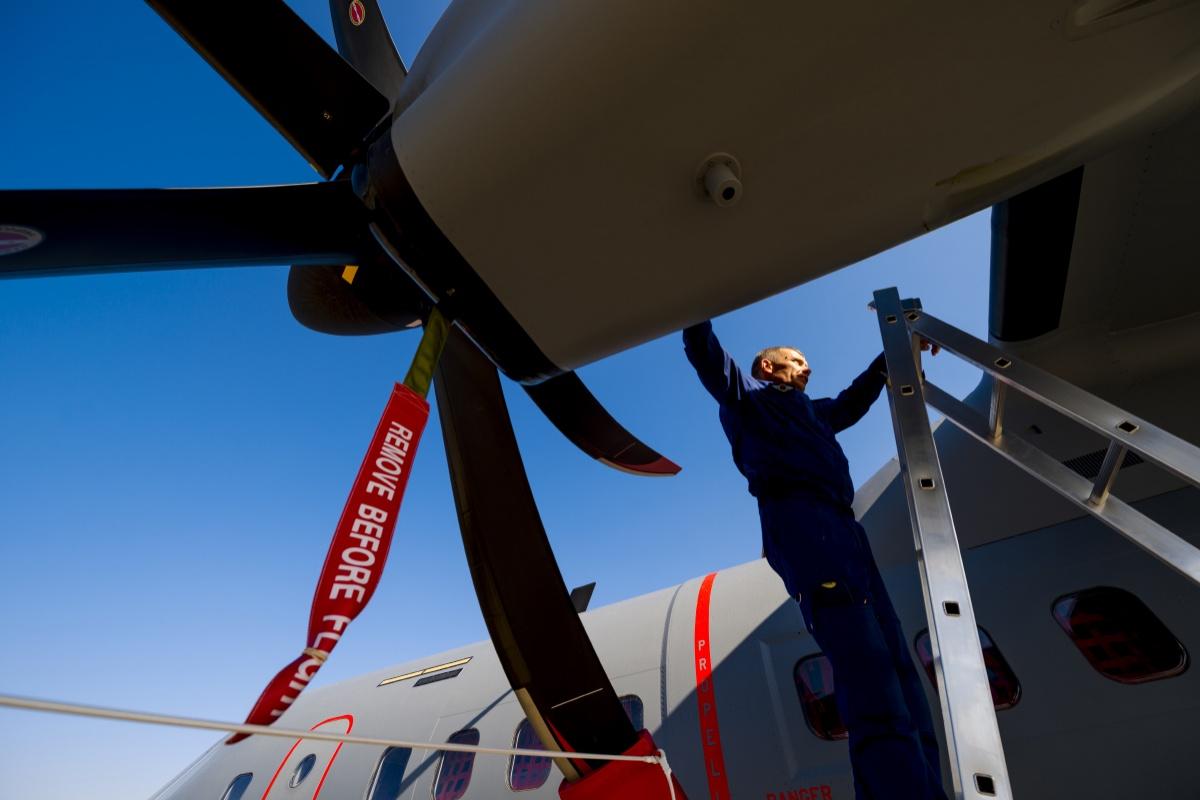 В конструкции С-295 применены самые передовые инженерные решения