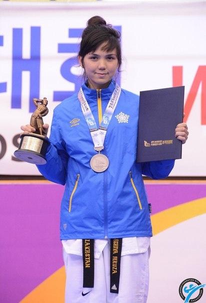Феруза Ергешова