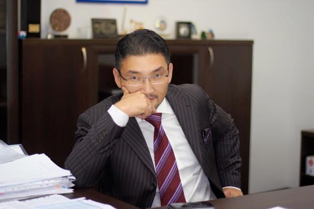 Рахим Ошакбаев