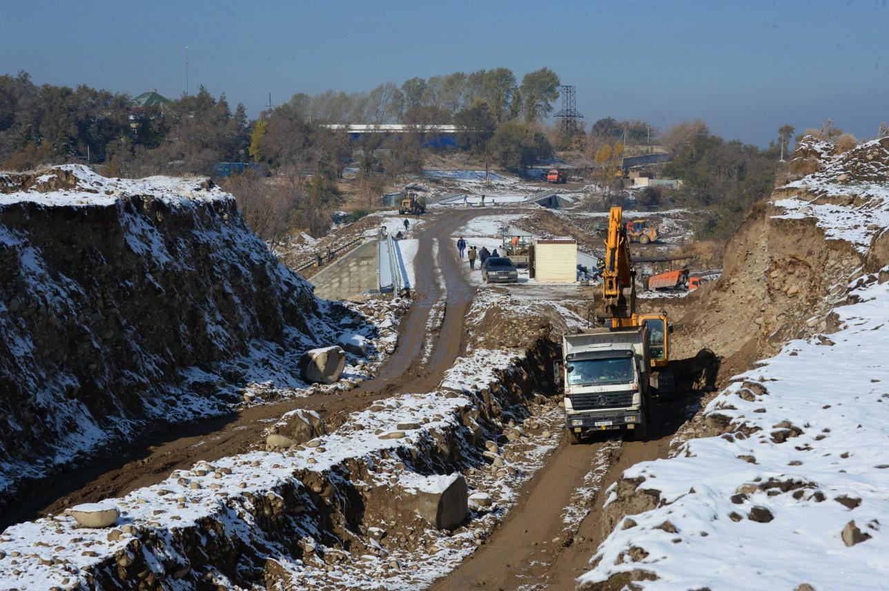 Древнее городище Талхиз разрушали ради автодороги