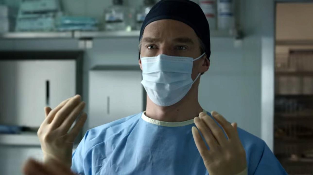 """Кадр из фильма """"Доктор Стрэндж"""""""