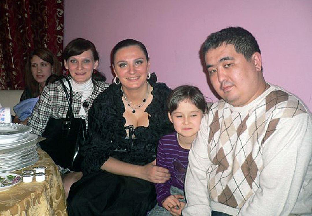 Ваенга была вхожа в семью казахского бизнесмена